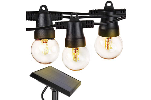 Brightech Ambience ProWaterproof Solar LED String Lights Outdoor