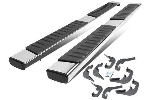 Auto-Dynasty Stainless Steel OE Style Truck Side Steps