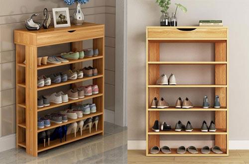 Wooden Shoe Racks