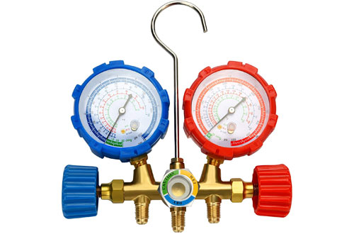 AC Manifold Gauge Sets