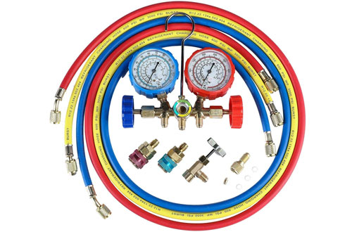 Orion Motor Tech AC Gauge Set