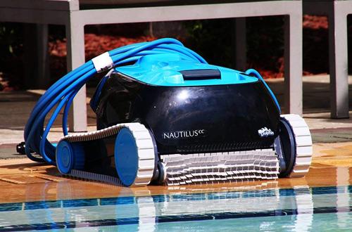 Dolphin Nautilus CC Automatic Robotic Pool Vacuum Cleaners
