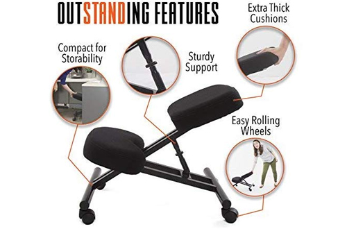 Top 10 Best Ergonomic Kneeling Chairs for Office Desk & Chair Reviews 2