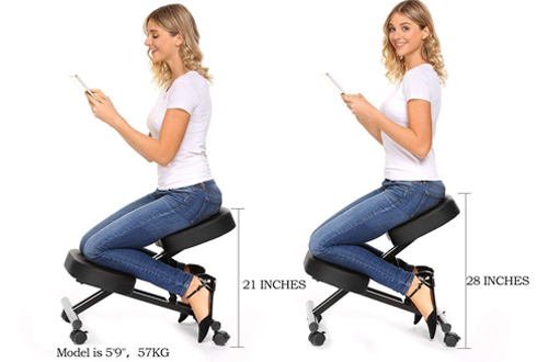 Top 10 Best Ergonomic Kneeling Chairs for Office Desk & Chair Reviews 1