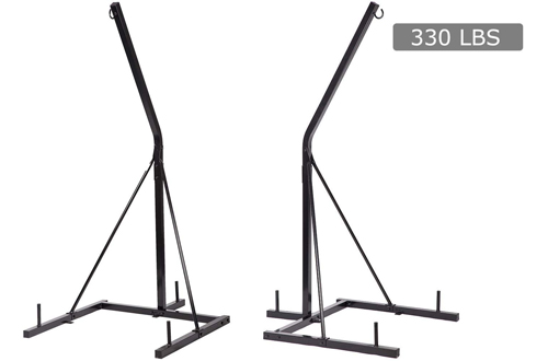 Top 10 Best Punching Bag Stands for Boxing Bags Reviews In 2019 2