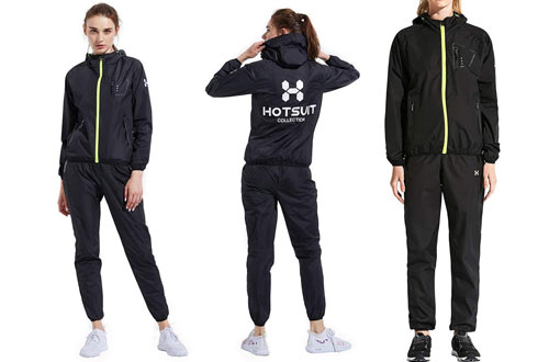 Hotsuit Women Sweat Suits for Sweat Gym Exercise Suits
