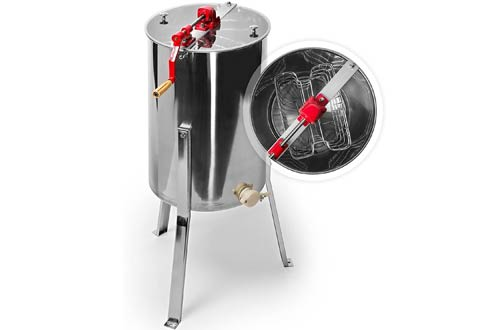 Honey Keeper Stainless Steel Honey Extractors