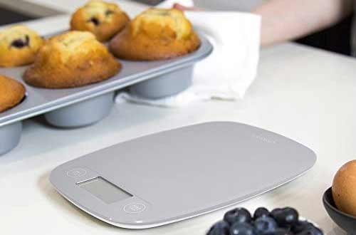 GreaterGoods Digital Food Kitchen Scale in Grams and Ounces