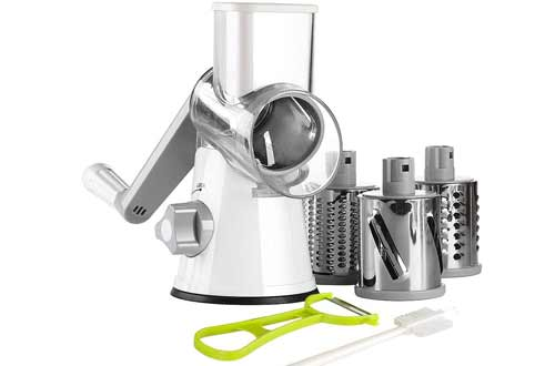 Rotary Cheese Graters