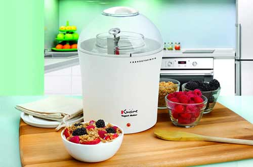 Euro Cuisine YM260 2-Quart Yogurt Makers