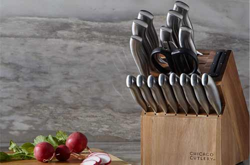 Chicago Cutlery Knife Set