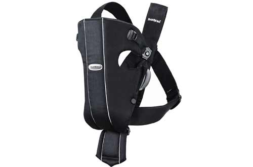 BABYBJORN Black Baby Carriers
