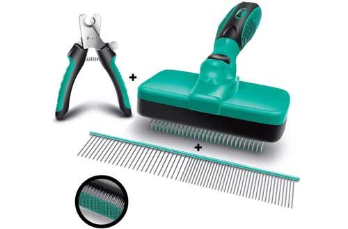 Ruff 'N RuffusDog Hair Brush