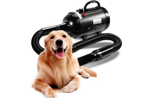 AIIYME Professional Quiet Dog Hair Dryer