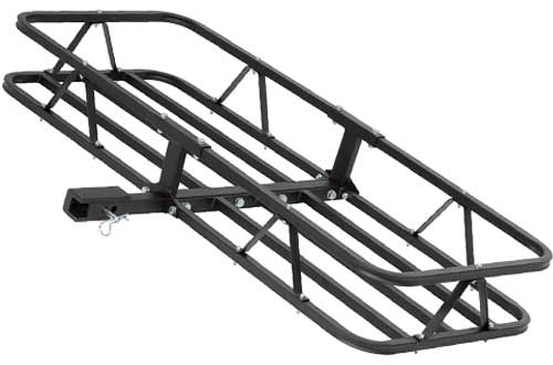CURT Steel Basket Hitch Cargo Carriers