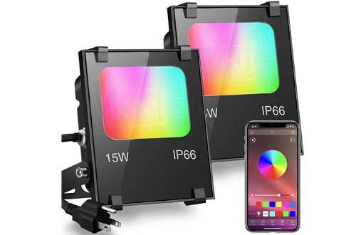 ILCRGB Color ChangingLED Flood Lights