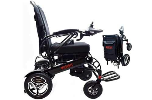 Lightweight Electric Wheelchairs