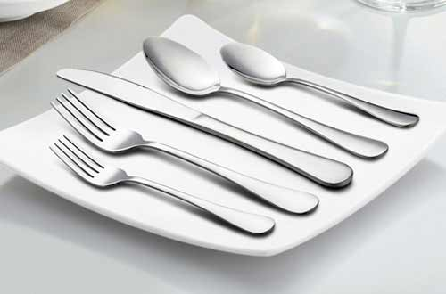 Stainless Steel Silverware Sets