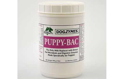 Puppy Milk Replacers