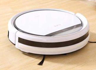 Automatic Self-Charging Robotic Vacuum Cleaner