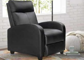 Modern Leather Recliner Chairs